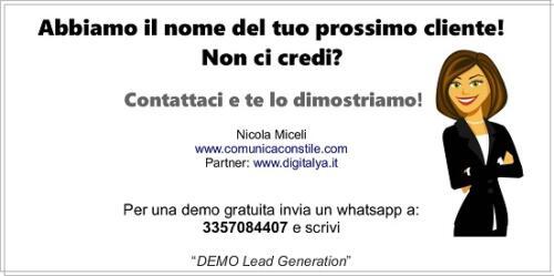 Comunica con stileNicola Miceli